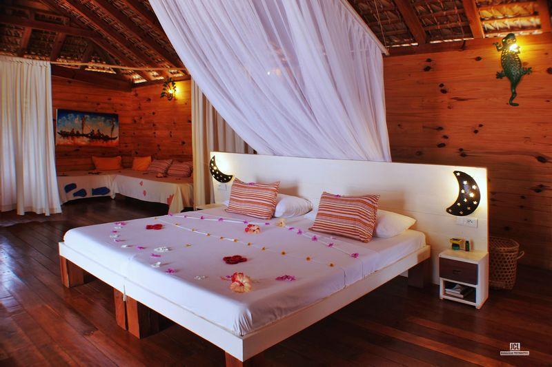 L'Anjiamarango, l'hôtel du bout du monde de Nosy Be