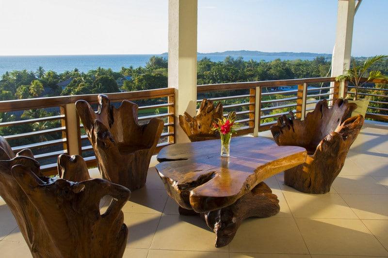 Mahita Tsara, des villas vue mer sur la côte Ouest de Nosy Be
