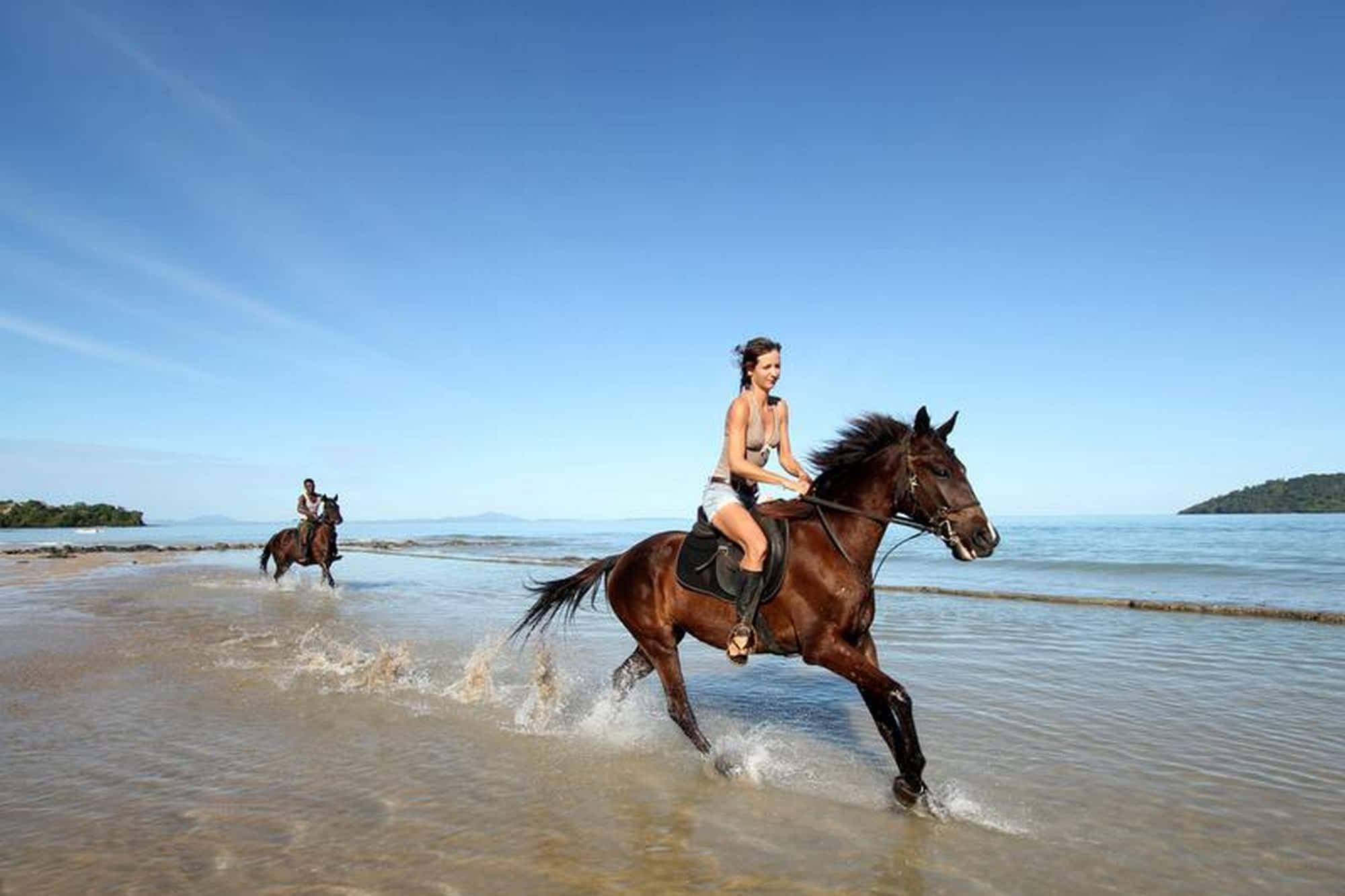 Une excursion à cheval ? C'est possible !