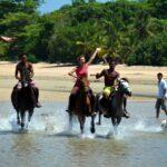 Horseback riding in Nosy Be