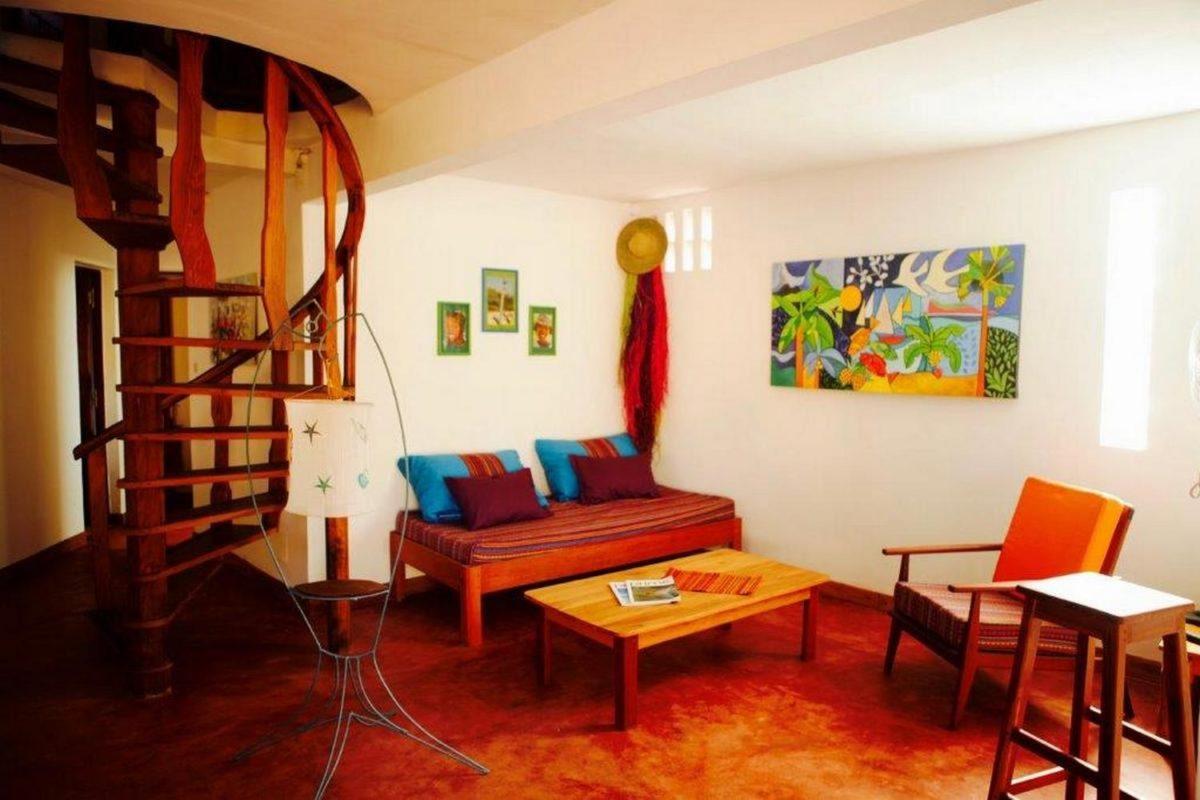 L'Ambalamanga, des appartements avec cuisine équipée sur les hauteurs d'Ambatoloaka