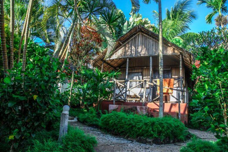 Coucher de soleil, hôtel de charme à quelques minutes d'Ambatoloaka