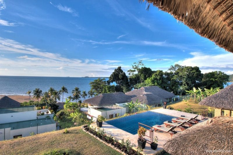 villas for rent in nosy be