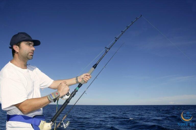 Pêche à Nosy Be