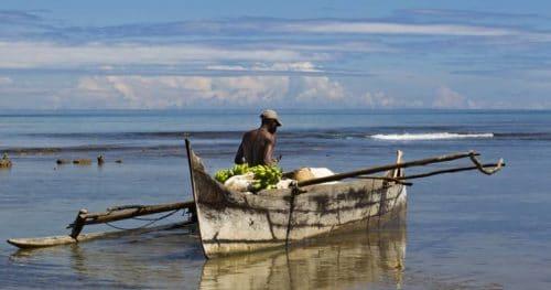 canoe nosy be