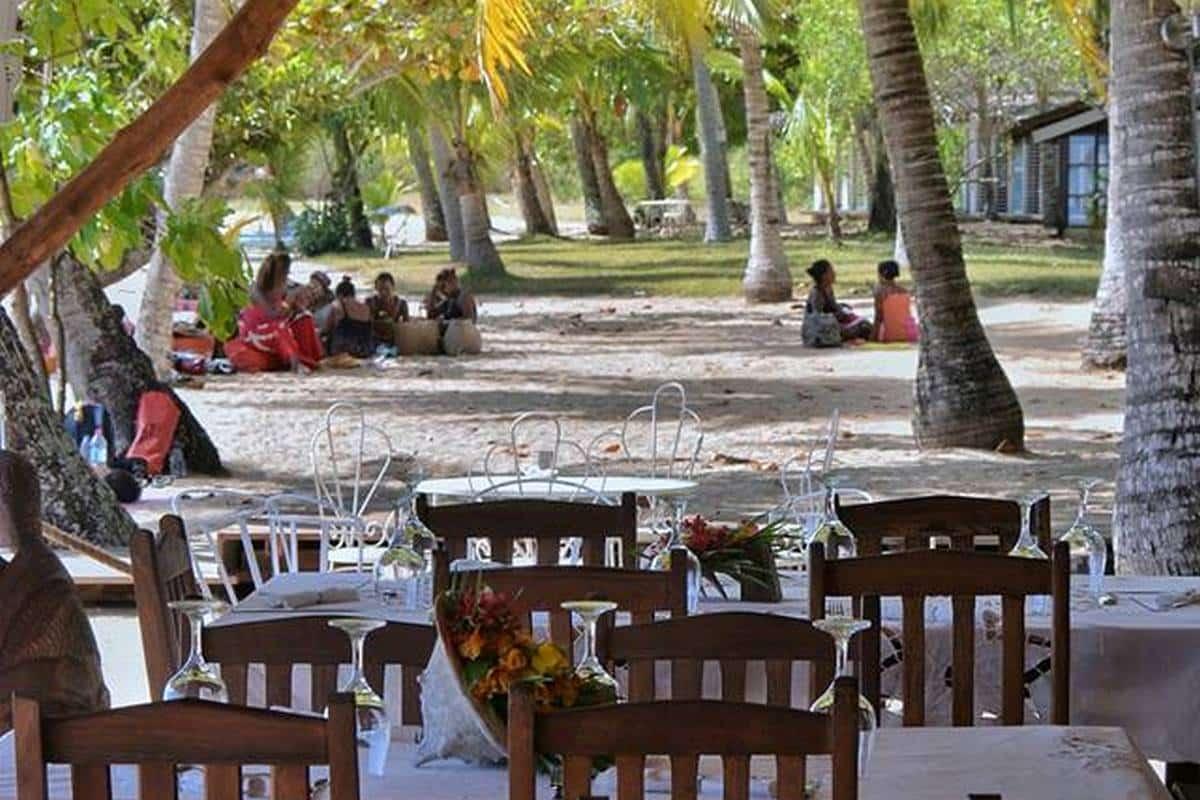 Restaurant chez loulou andilana