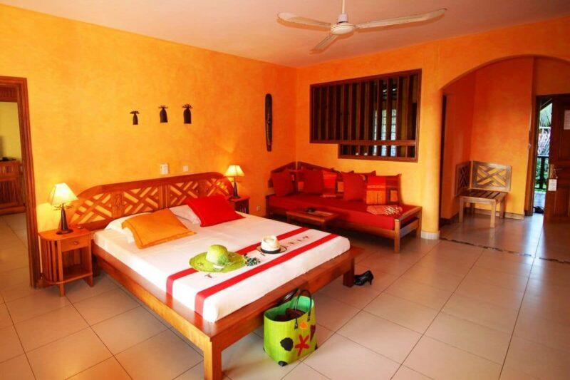 Chambre vanila hotel