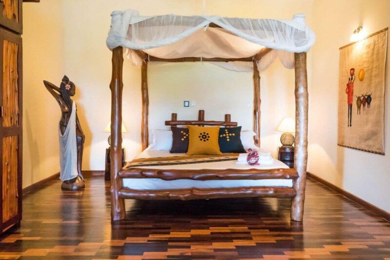 chambre vanila hotel nosy be