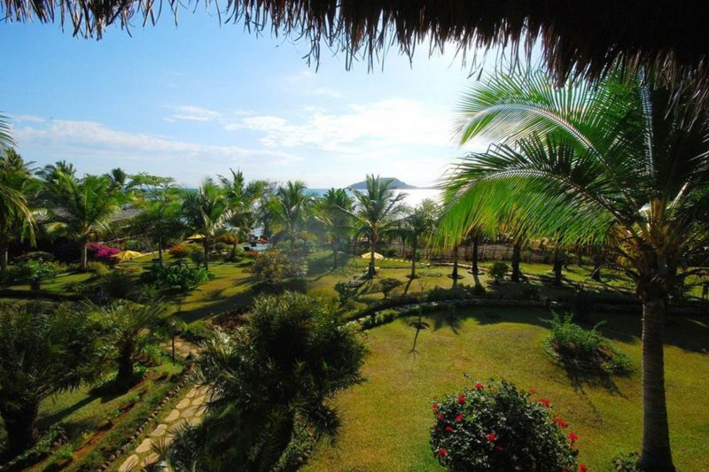 jardin vanila hotel nosy be
