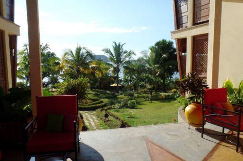 garden vanila hotel nosy be