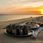 Coucher de soleil à Nosy Iranja