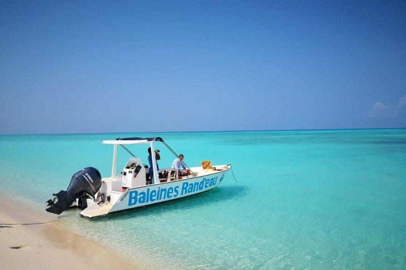 Gita in barca a Nosy Iranja