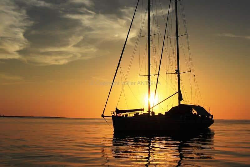 Une croisière sur un voilier de 28 m, idéal pour une découverte de Nosy Be en groupe