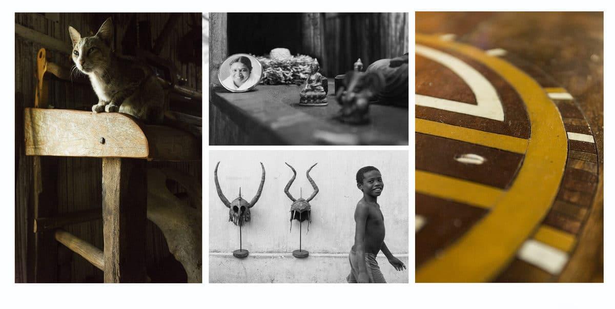 """Cet artiste """"maître des pirogues"""" réalise des sculptures impressionnantes"""