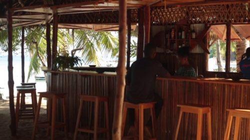 Restauracja Amasoa Beach Sakatia