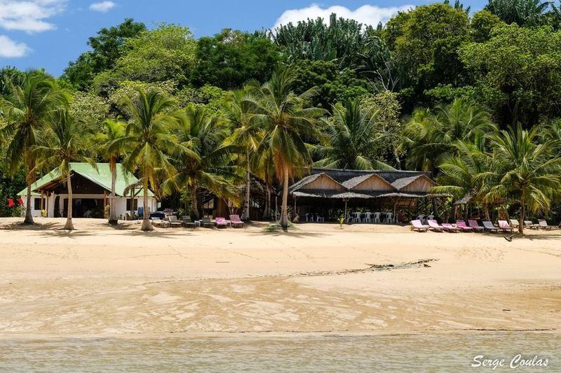restauracja ampasoa plaża sakatia