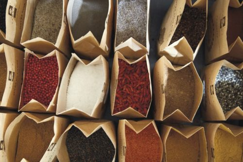 The spices of Madagascar
