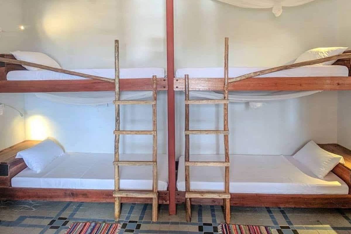 tamana hotel auberge de jeunesse à nosy be