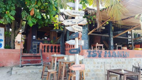 Restaurant tsy manin madirokely
