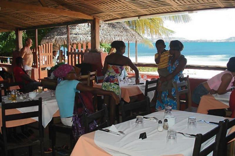 Restaurant 5 Trop-Prés à Diego-suarez