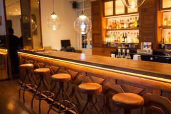 Bar de l'hôtel Grand Hotel Urban à Antananarivo