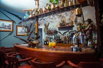 Bar du Restaurant La Varangue à Antananarivo