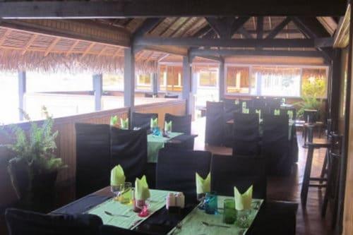 Restaurant Crustacé Doré à Tana