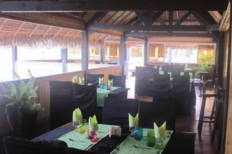 Golden Crustacean Restaurant in Tana