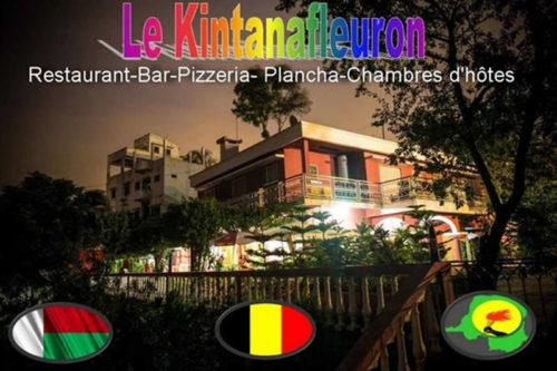 Restaurant Kintanafleuron à Tana