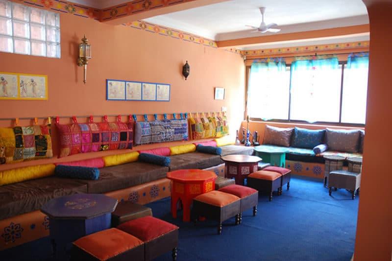 Restaurant La Medina à Tana