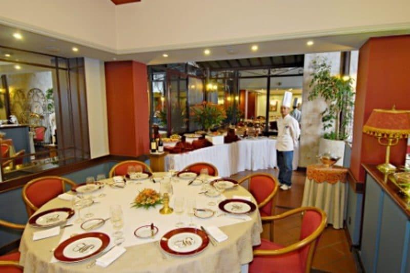 Restauracja La Taverne w Tana