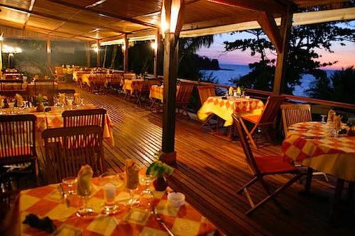 Restaurant Le Grill Del Sol à Nosy Be