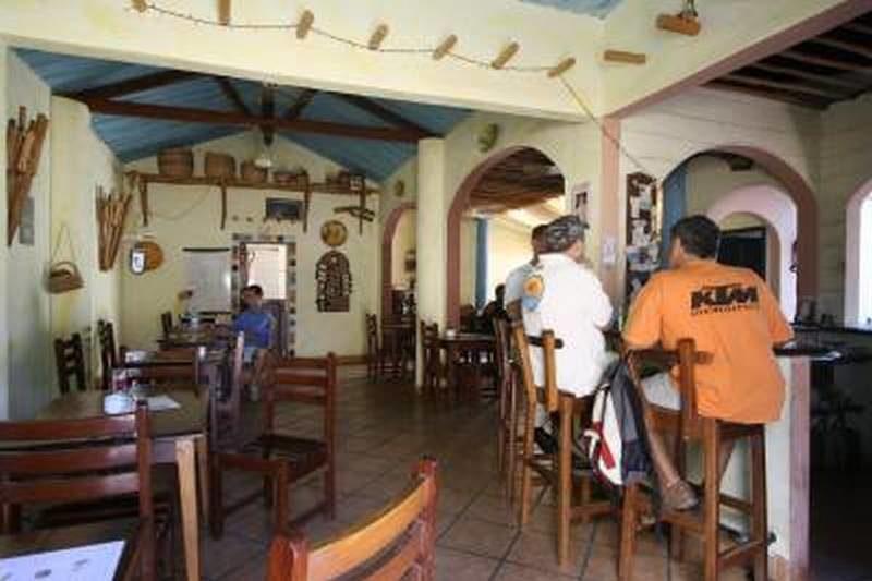 Restauracja Mexicoco w Diego-Suarez