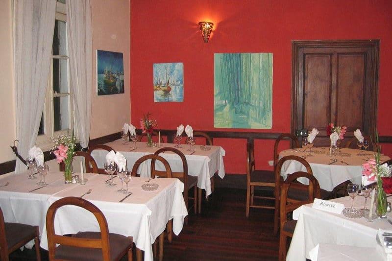 Restaurant Le Rossini in Tana