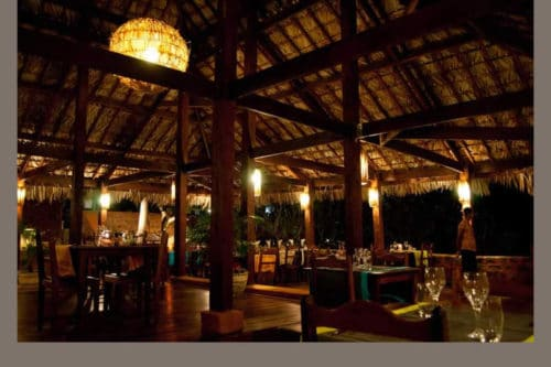 Il ristorante Suarez a Diego