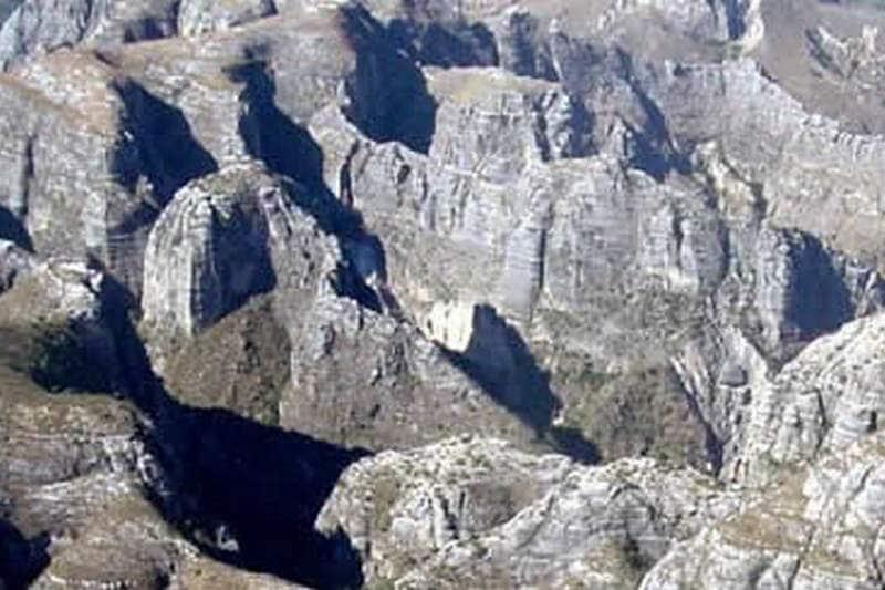 Le massif de Makay, un petit bout d'Eden