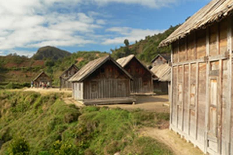 Le tourisme villageois à Madagascar