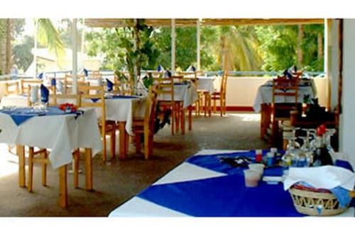 Restaurant The getaway in Tulear