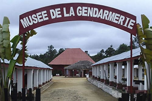 Visit of the National Gendarmerie Museum