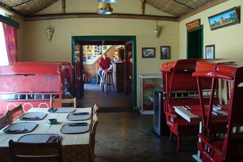 ristorante POUSSE POUSSE Antsectable