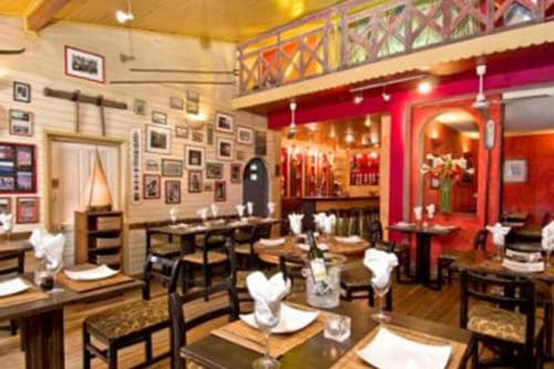 Restaurant Sakamanga à Tana