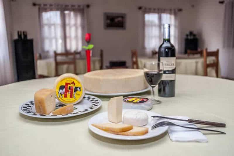 Un détour vers le terroir des fromages