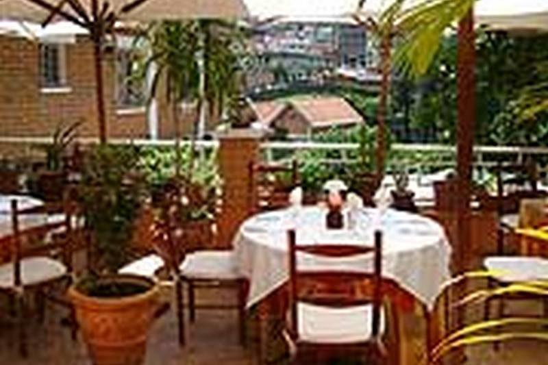 Restaurant Villa Vanille in Tana