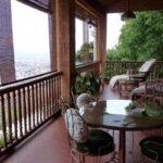 Balcon de l'hôtel Lokangq Boutique Hôtel à tanà