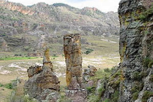 Isalo National Park and its splendid places