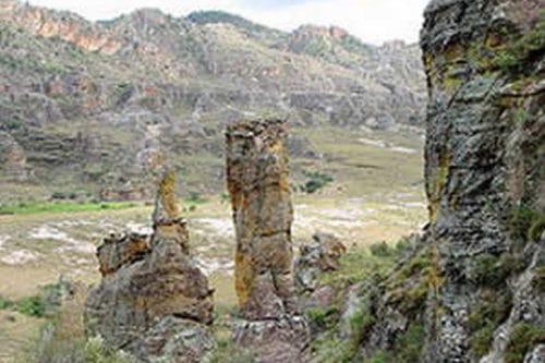 Park Narodowy Isalo i jego wspaniałe miejsca