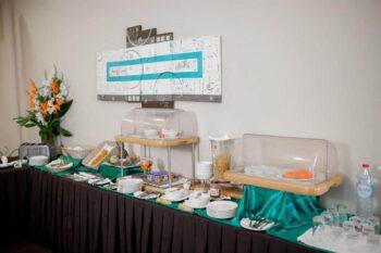 buffet tana hotel antananarivo