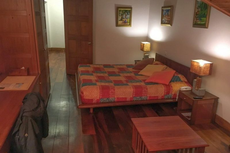 chambre hotel palissandre antananarivo