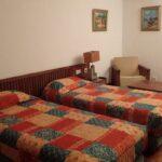 chambre twin hotel palissandre antananarivo