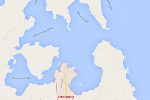Spacery po zatokach miasta Diego Suarez